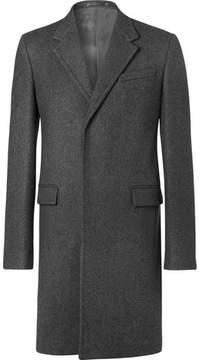 Jil Sander Felted-Wool Overcoat