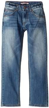 Tommy Hilfiger Rebel Stretch Jeans in Stone Blue Boy's Jeans
