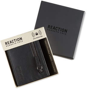 Kenneth Cole Reaction Men's Eldridge Leather Rfid Slim Wallet