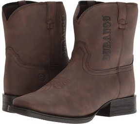 Durango Lil' Outlaw 6 Wellington Brown Cowboy Boots
