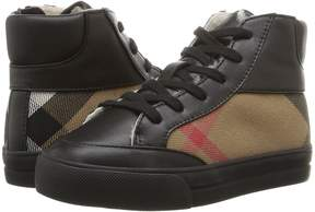 Burberry Mini Haypark Sneaker Kid's Shoes