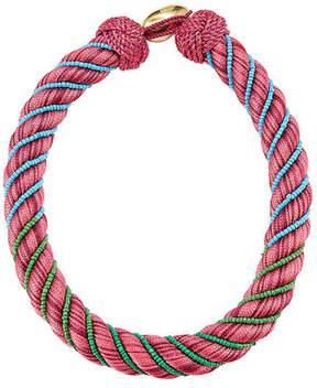 Aurelie Bidermann Necklace with Glass Beads