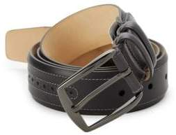 Mezlan Sicalf Leather Belt