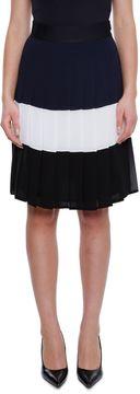 Edward Achour Pleated Skirt