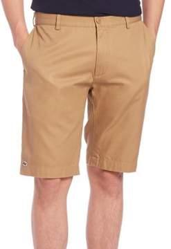 Lacoste Solid Bermuda Shorts
