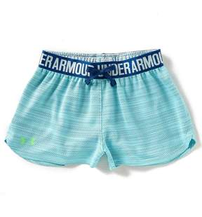 Under Armour Big Girls 7-16 Play Up Novelty Shorts