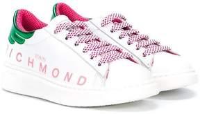 John Richmond Kids colour block sneakers