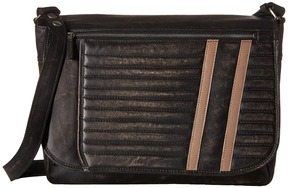 Scully - Track Messenger Bag Messenger Bags