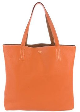 Hermes Clemence Double Sens 36 - BROWN - STYLE