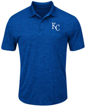 Majestic Men's Kansas City Royals First Hit Polo Shirt