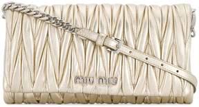 Miu Miu mini shoulder bag