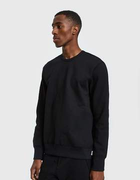 Reigning Champ LS Crewneck Heavy Weight Terry in Black