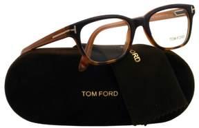 Tom Ford FT5207 Square Optical Frames, 49mm