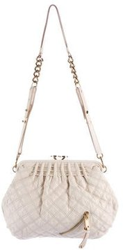 Marc Jacobs Quilted Stam Bag - WHITE - STYLE