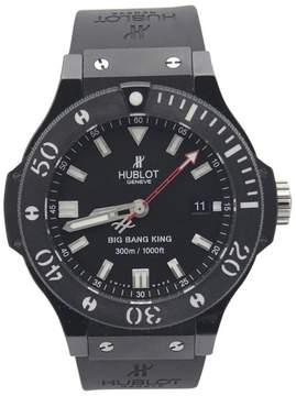 Hublot Big Bang King Black Magic 312.CM.1120.RX Black Ceramic 44mm Mens Watch