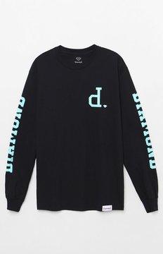 Diamond Supply Co. Un-Polo Long Sleeve T-Shirt
