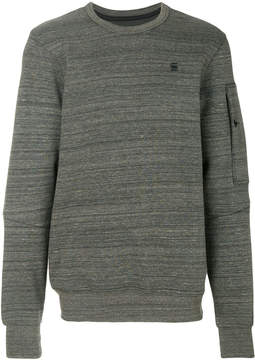 G Star G-Star pocket detail sweatshirt