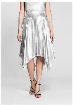 GUESS Silvana Pleated Skirt