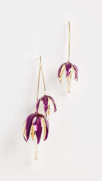 Elizabeth and James Ari Elm Earrings