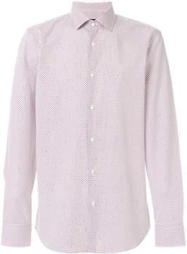 HUGO BOSS printed shirt