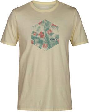 Hurley Men's Watercolor Graphic-Print T-Shirt