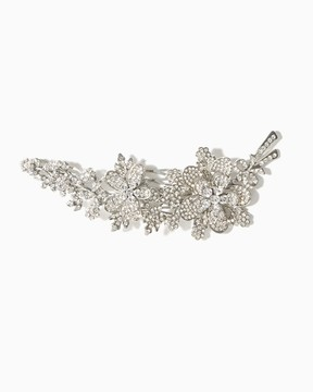 Charming charlie Violet Pavé Hair Comb