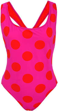 Araks Jireh Polka Dot One Piece