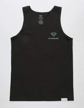 Diamond Supply Co. Futura Sign Mens Tank Top