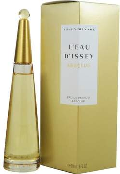 Issey Miyake L'Eau D'Issey Absolue for Women - 3 oz. Spray