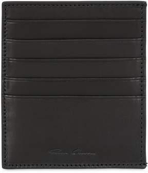 Rick Owens Leather Card Holder