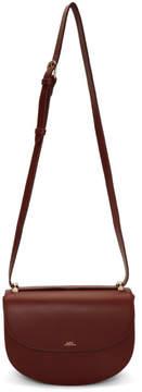 A.P.C. Red Geneve Bag