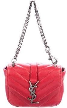 Saint Laurent Mini College Chain Bag