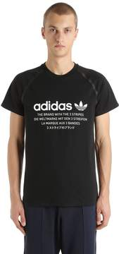 adidas Nmd Cotton Jersey T-Shirt