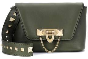 Valentino Demilune leather crossbody bag