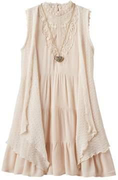Knitworks Girls 7-16 Vest