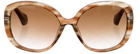 Vivienne Westwood Square Oversize Sunglasses