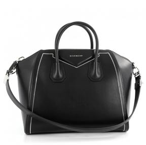 Givenchy Black Leather Handbag