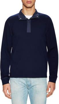 Jack Spade Men's Bayfield Half-Button Sweater