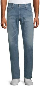 AG Adriano Goldschmied Men's Faded Tailored Jeans