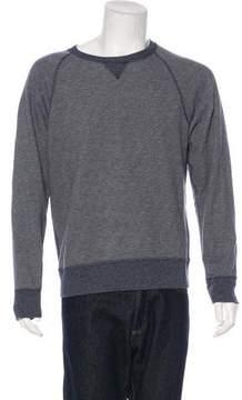 Billy Reid Striped Crew Neck Sweater