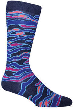 Ozone Men's Waves Crew Sock (2 Pairs)