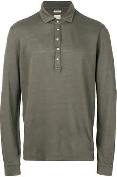 Massimo Alba long sleeve polo shirt