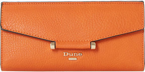 Dune Kathey reptile-embossed purse