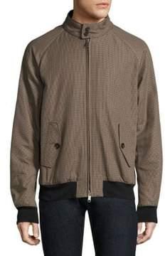 Baracuta G9 Raglan Winter Jacket