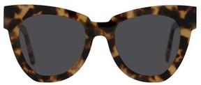 Gentle Monster Laser Sunglasses In Brown