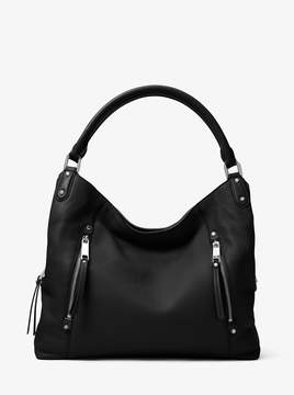 MICHAEL Michael Kors Evie Large Leather Shoulder Bag