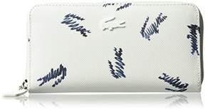 Lacoste Large Zip Wallet