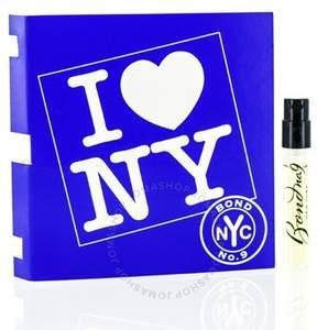 Bond No.9 I Love New York Holidays EDP Spray Vial 0.05 oz (1.7 Ml) (u)