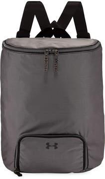 Under Armour Midi Zip-Top Water-Resistant Backpack