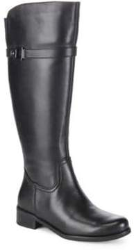 Blondo Waterproof Leather Riding Boot